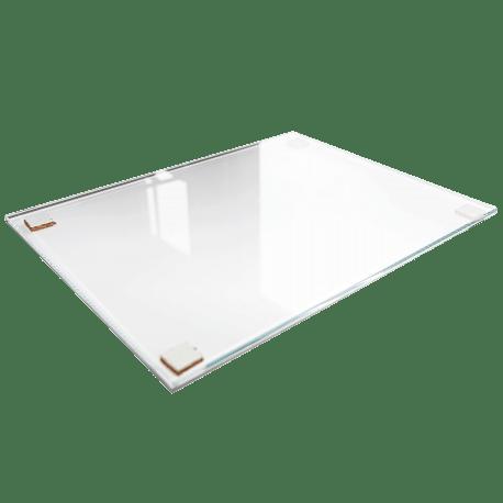 A4 Glassplatte